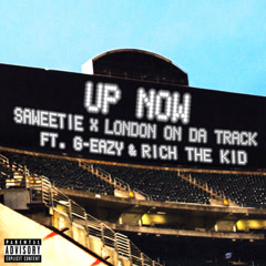Up Now (Single) - Saweetie, London On Da Track