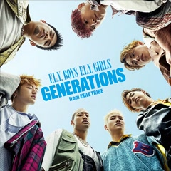 F.L.Y. BOYS F.L.Y. GIRLS - GENERATIONS from EXILE TRIBE