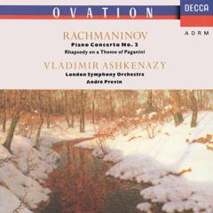 Rachmaninov: Piano Concerto No.2; Rhapsody on a Theme of Paganini - Vladimir Ashkenazy,London Symphony Orchestra,André Previn