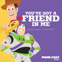 You've Got A Friend In Me (Single) - Jordan Fisher, Olivia Holt