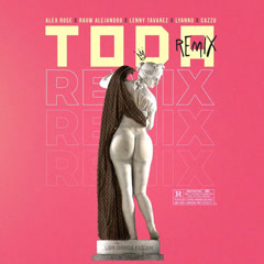 Toda (Remix) - Alex Rose, Rauw Alejandro, Cazzu