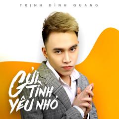 Gửi Tình Yêu Nhỏ (Single) - Trịnh Đình Quang