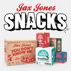 Snacks (EP) - Jax Jones
