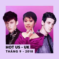Nhạc US-UK Hot Tháng 09/2018