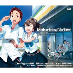ROBOTICS;NOTES ORIGINAL SOUNDTRACK + 6 CD2