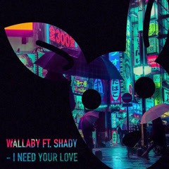 I Need Your Love (Single) - Wallaby