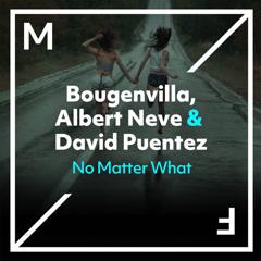 No Matter What (Single) - Bougenvilla, Albert Neve, David Puentez