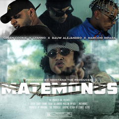 Matémonos (Single) - Green Cookie, Rauw Alejandro, Lyanno, Marconi Impara