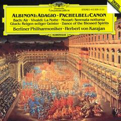 Albinoni: Adagio in G minor / Pachelbel: Canon - Berliner Philharmoniker,Herbert von Karajan