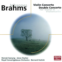 Brahms: Violin Concerto/Concerto for Violin & Cello