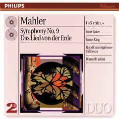 Mahler: Symphony No.9; Das Lied von der Erde