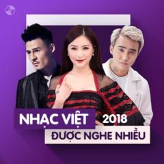 Album Nhạc Việt Được Nghe Nhiều Năm 2018