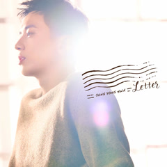 Letter (Japanese) (Single) - Jung Yong Hwa