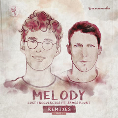 Melody (Remixes, Pt. 1) - Lost Frequencies