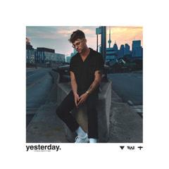 Yesterday (Single)