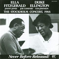 Stockholm Concert 1966