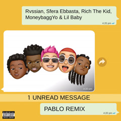 Pablo (Remix) - Rvssian, Sfera Ebbasta, Rich The Kid