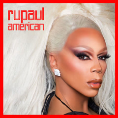 American (Single) - RuPaul