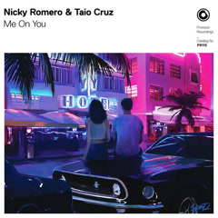 Me On You (Single) - Nicky Romero, Taio Cruz