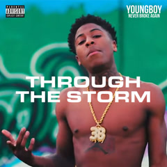 Through The Storm (Single) - Youngboy Never Broke Again