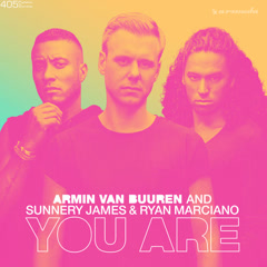 You Are (Single) - Armin Van Buuren, Sunnery James & Ryan Marciano