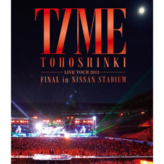 TOHOSHINKI Live Tour 2013 ~TIME~ Final in Nissan Stadium