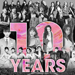 10 Years Of Top K-Pop Hits - Various Artists