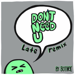 Don't Need U (Remix)