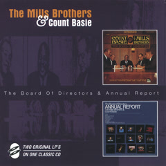The Board Of Directors & Annual Report - The Mills Brothers,Count Basie
