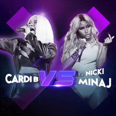 Cardi B Vs Nicki Minaj - Cardi B, Nicki Minaj