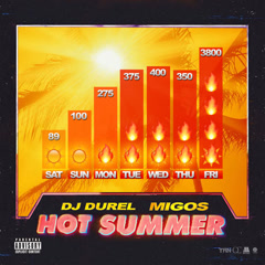 Hot Summer (Single) - DJ Durel, Migos