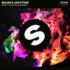 Keep This Fire Burning (Single) - Bolier, Joe Stone