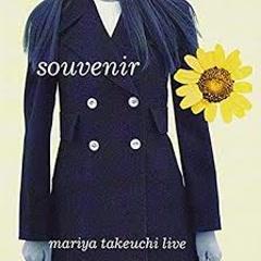 Souvenir 〜 Mariya Takeuchi Live - Mariya Takeuchi