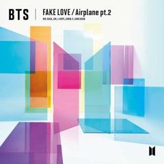 Fake Love / Airplane PT. 2 [Japanese] (Single)