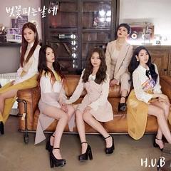 When A Blossom Day Of Cherry Blossom (Single) - H.U.B