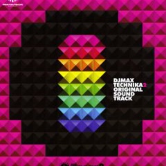 DJMAX TECHNIKA 2 Original Soundtrack CD2