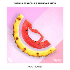 Pay It Later (Single) - Joshua Francois, Franco Junior