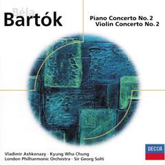 Bartók: Piano Concerto No.2/Violin Concerto No.2