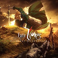 Fate/Zero Original Soundtrack CD3 - Yuki Kajiura