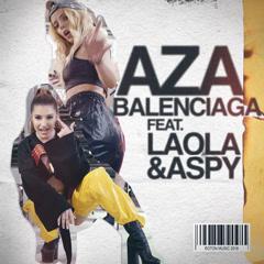 Balenciaga (Single) - Aza