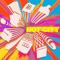 Hot City (Single) - Hey Men