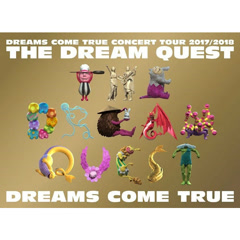 Dreams Come True Concert Tour 2017/2018 -THE DREAM QUEST- CD2