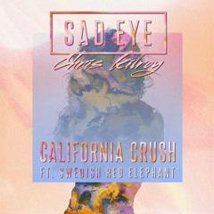 California Crush (Single) - Sad Eye, Chris Kilroy