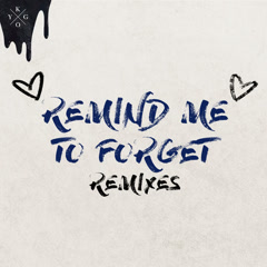 Remind Me To Forget (Remixes)
