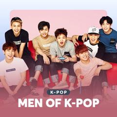 Men Of K-Pop - Various Artists