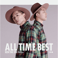 KEN THE 390 ALL TIME BEST - The 10th Anniversary - CD2