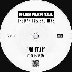 No Fear (Single) - Rudimental, The Martinez Brothers