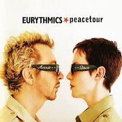 Peacetour (CD1) - Eurythmics