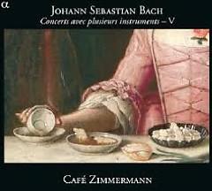 Bach - Concerts Avec Plusieurs Instruments, Vol 5
