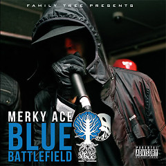 Blue Battlefield - Merky Ace